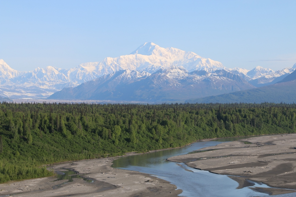 Denali from South Viewpoint