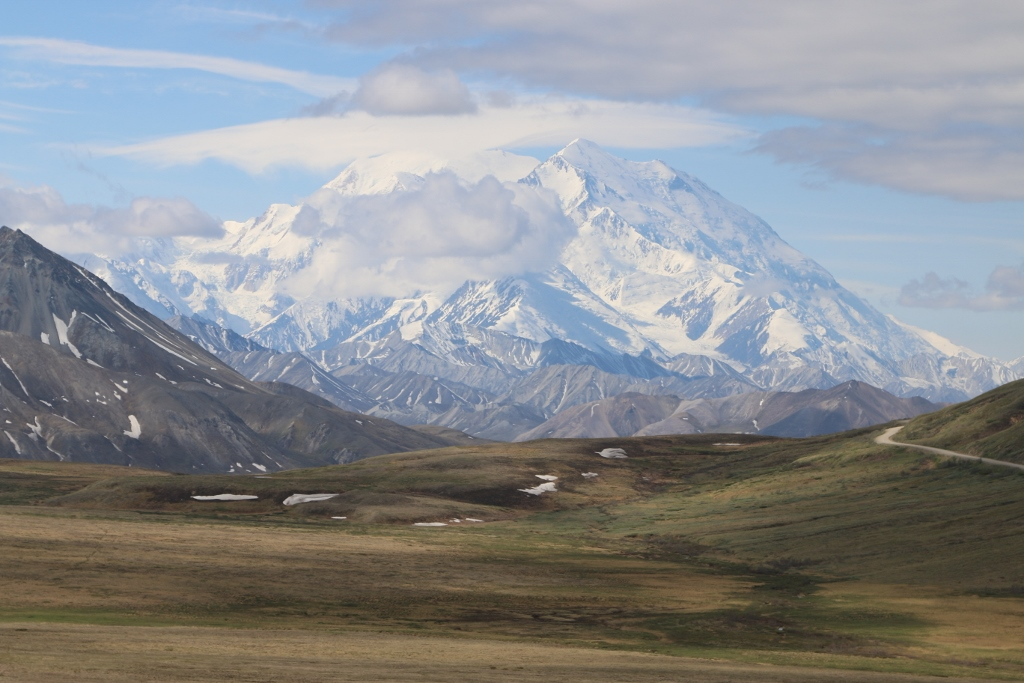 Denali: Seen from Eielson Visitors Center