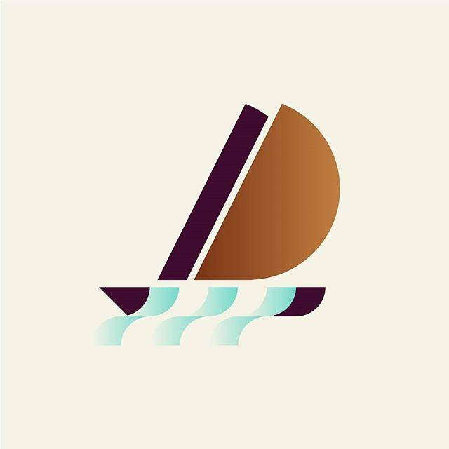 Sailboat #summericons