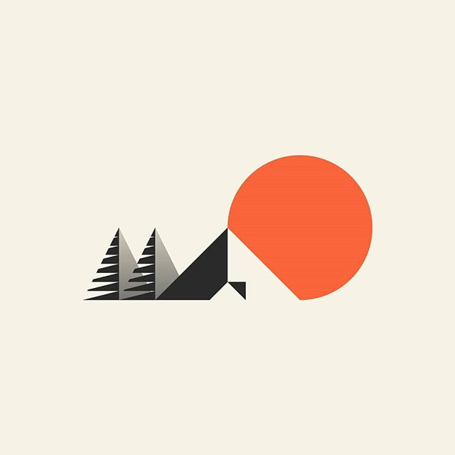 Experimenting with camp scenes. 🏕 . . . #logodesignerlondon #logodesigner #logoinspirations #design #logostandard #camping #camp #icondesign #travel #logoexcellent #inspofinds #logotype #freelancedesigner #logoawesome #thedesigntalks #logoprocess #logoplace #logonew #womeninbusiness #minimalism #dribbble #behance #illustration #branding #theptdesign