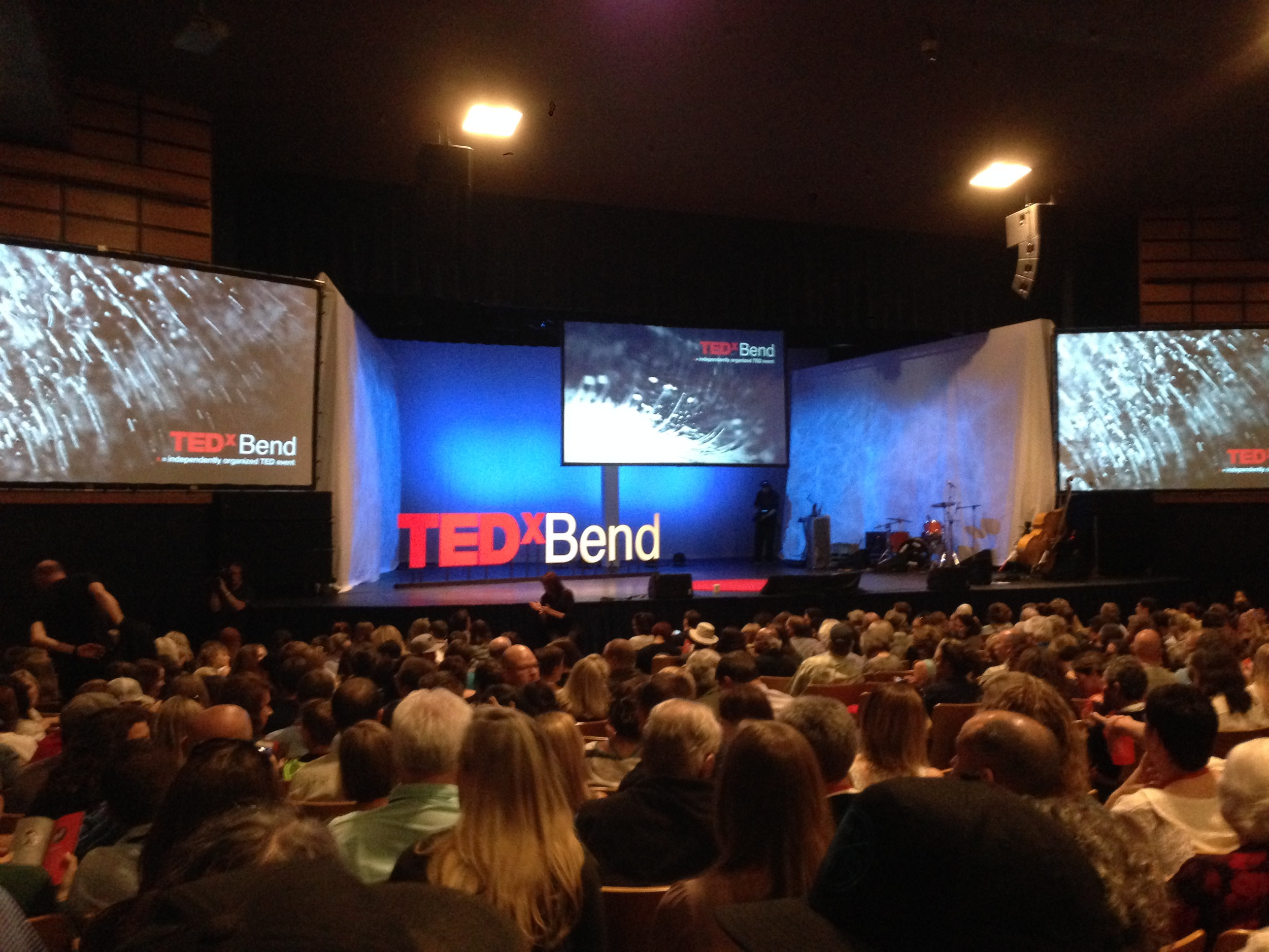 TEDxBend2015MaryLeaHarrisART