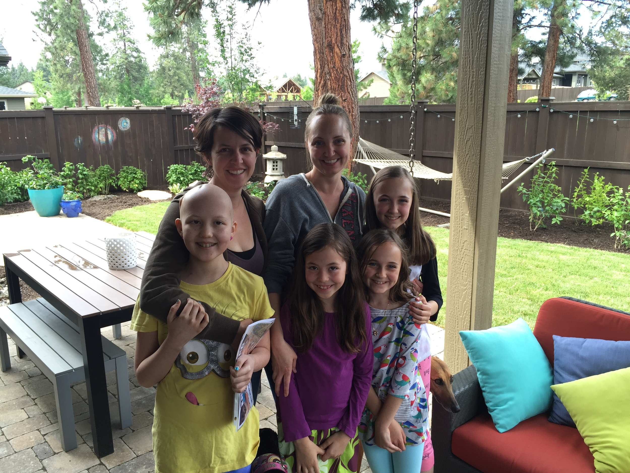 We had a very special mini reunion here in Bend this May!