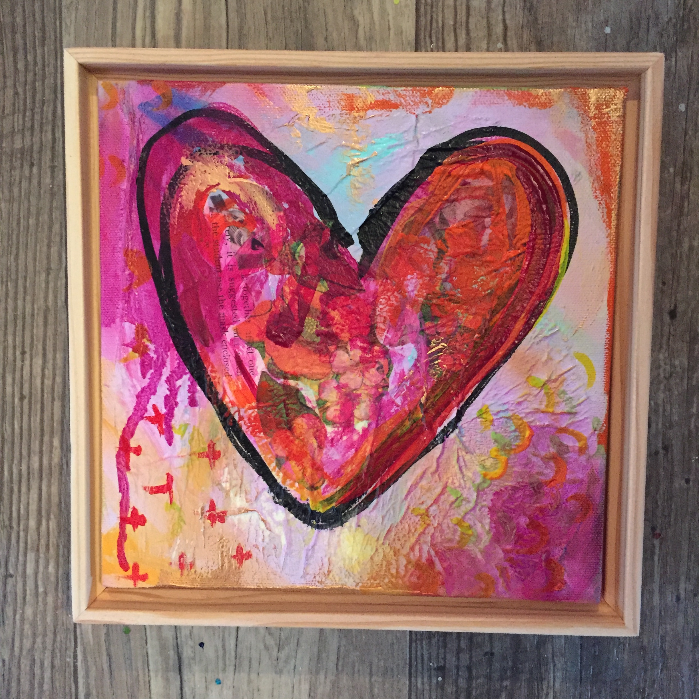"""""""Love Wins Series #6 - Promise"""" by MaryLea Harris"""