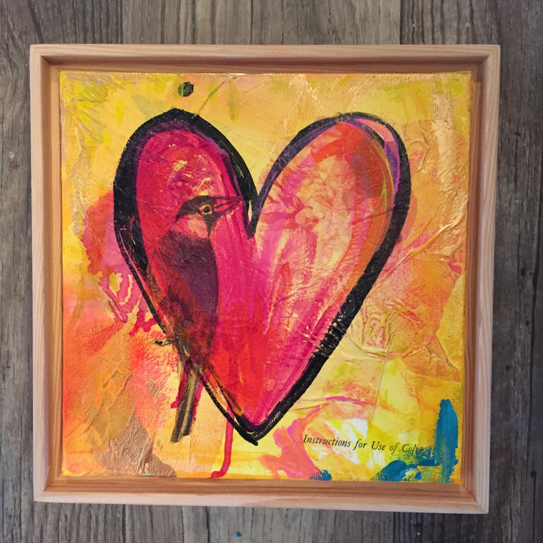 """Love Wins Series #5 - Trust"" by MaryLea Harris 2016"