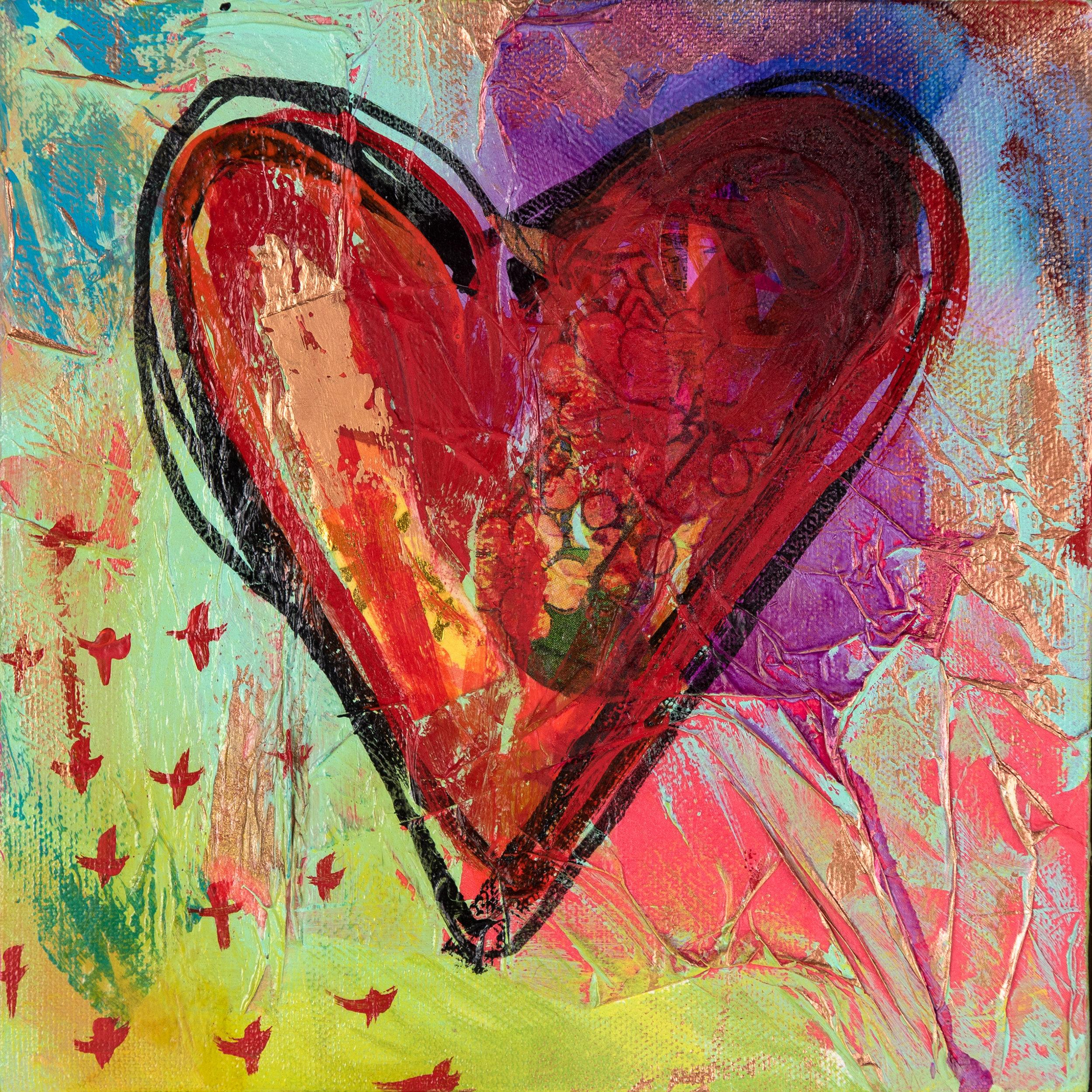 LoveWINSseriesHeartbyMaryLeaHarris