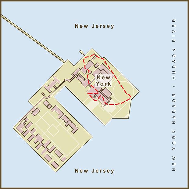 NY-NJ, Ellis Island Map.png