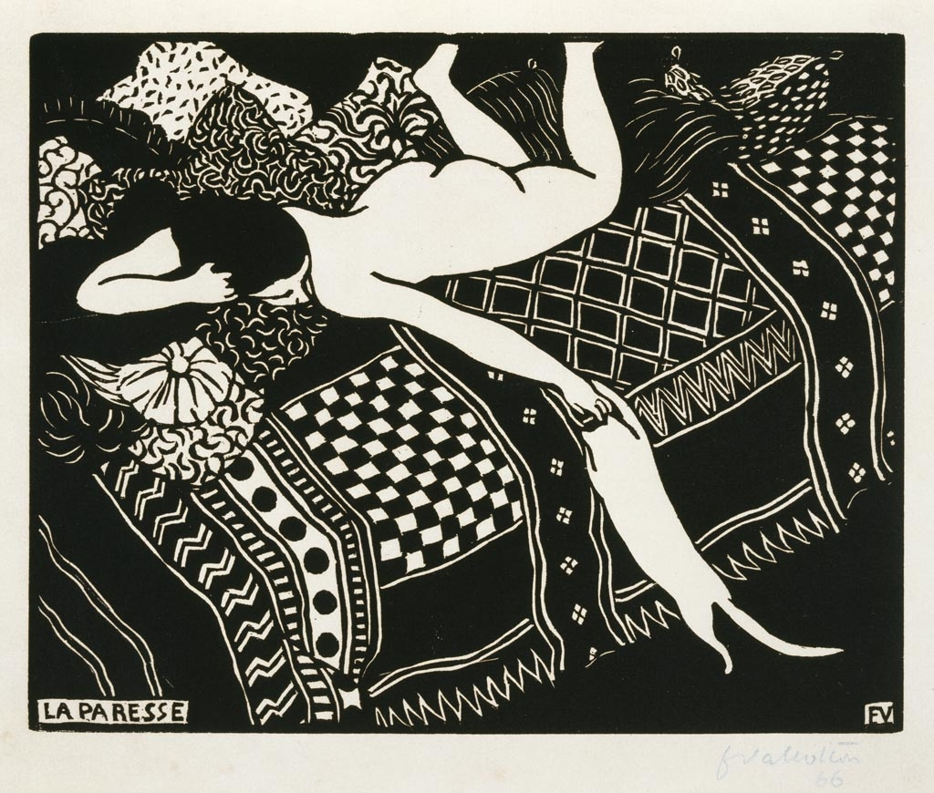 Félix-Vallotton's-Laziness-La-Paresse-a-woodcut-dated-1896-from-the-collection-of-the-Museum-of-Fine-Arts-Houston..jpg