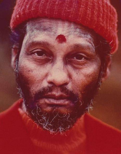Swami Muktananda Paramahamsa - Shaktipat Photo