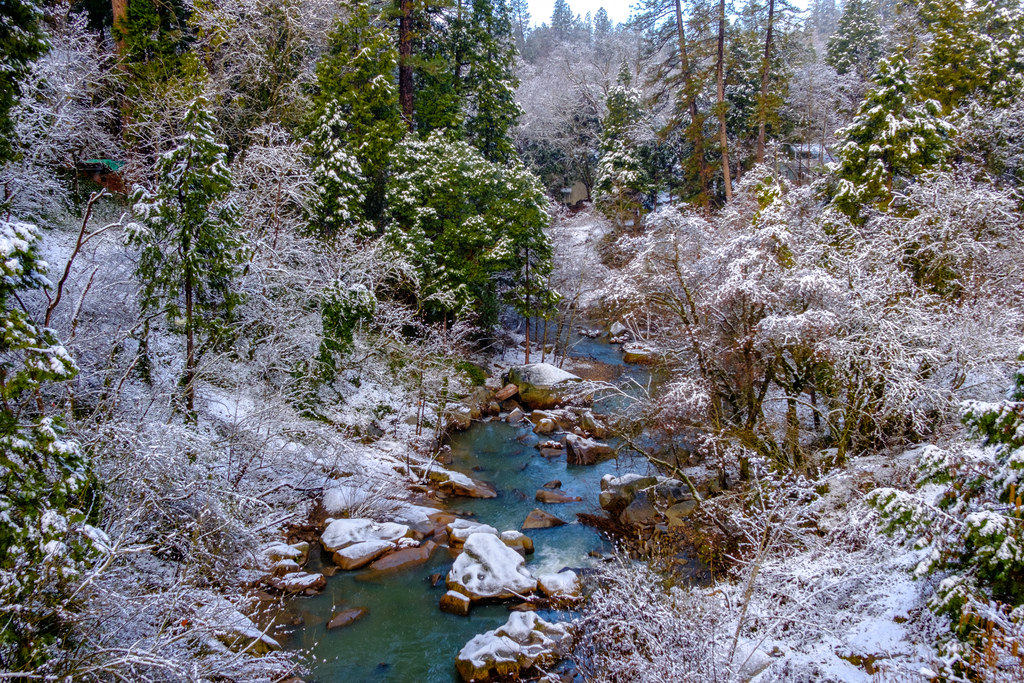 Deer Creek in Nevada City