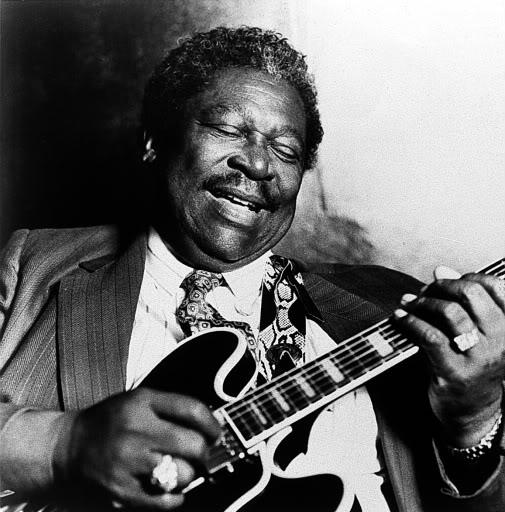 Blues Musician B.B. King.Image Credit: http://www.reddit.com/r/pics/comments/362epg/rip_bb_king/