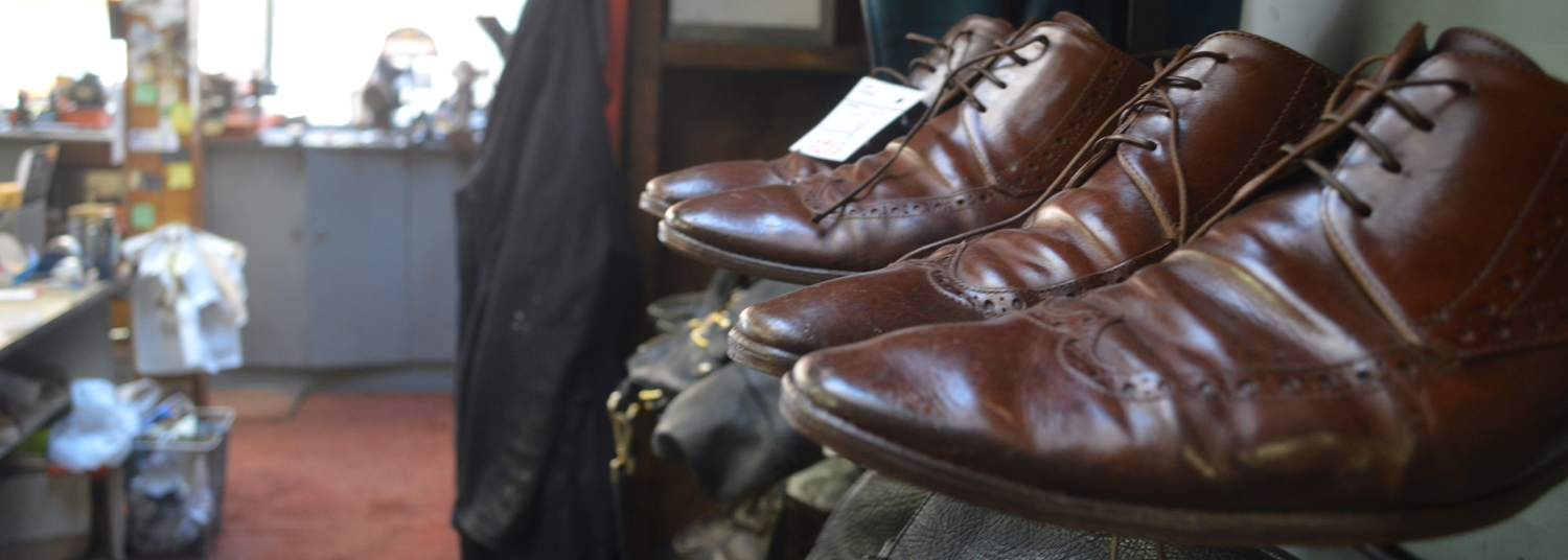 Currans Cobblers of Baggotrath Place.    Photos by Adam O'Keeffe