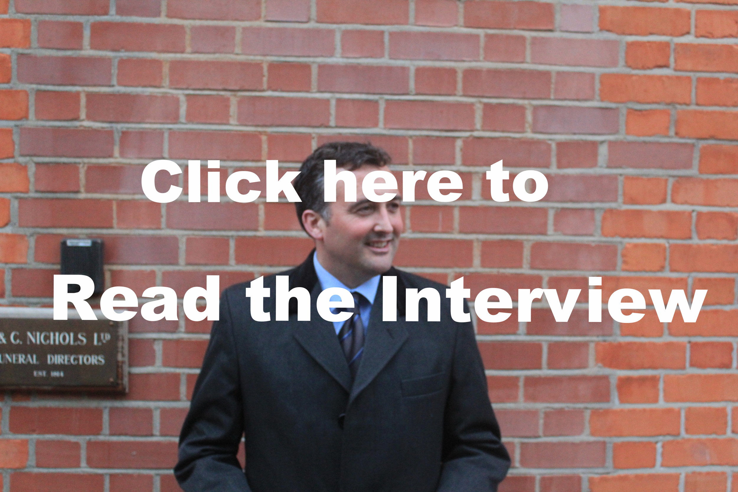 Click the Image to Read the Interview