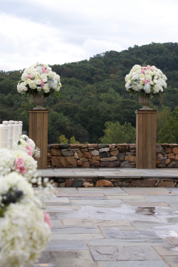This gorgeous venue will allow for so many style choices.