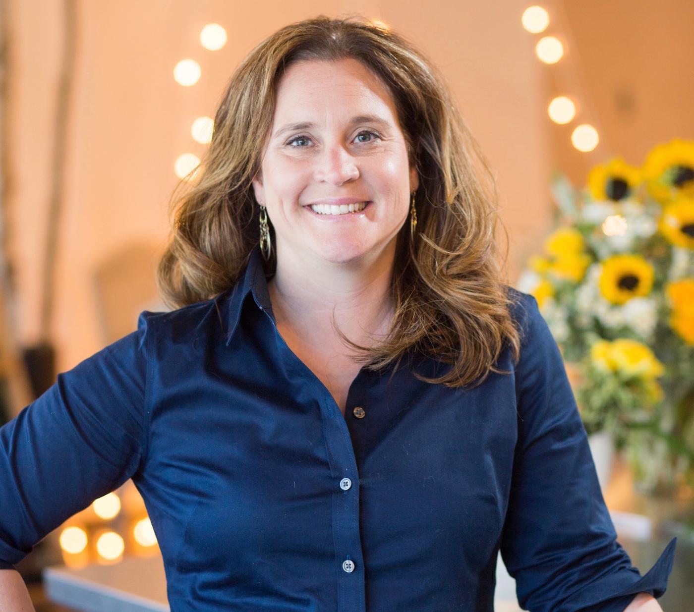 Jennifer is the owner of J. Morris Flowers in Leesburg, VA.