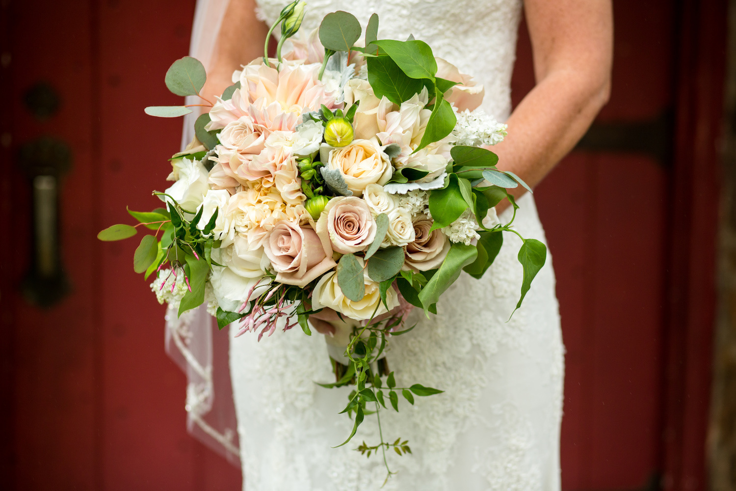 Bridal bouquet washington dc