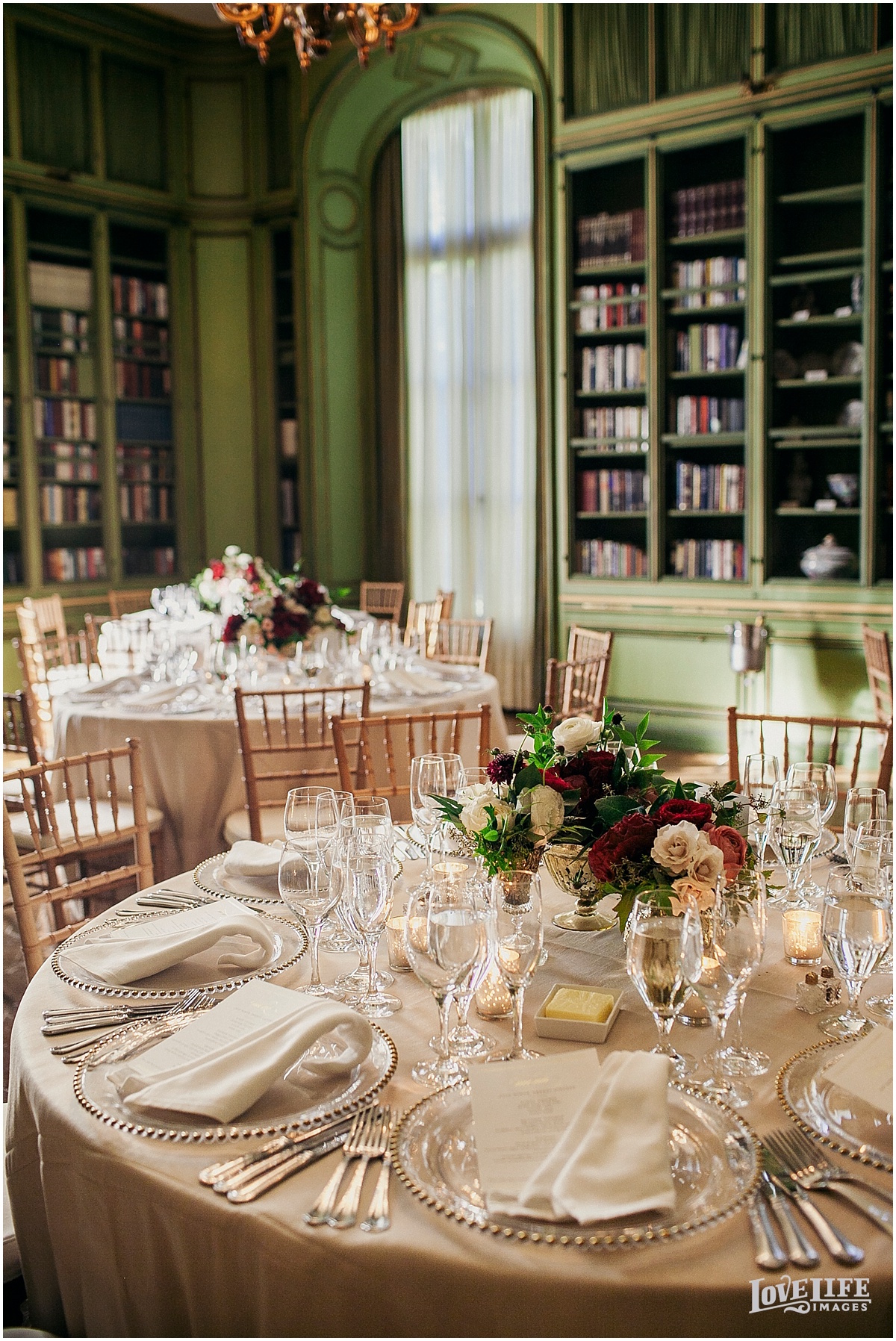 The Library, Love Life Images