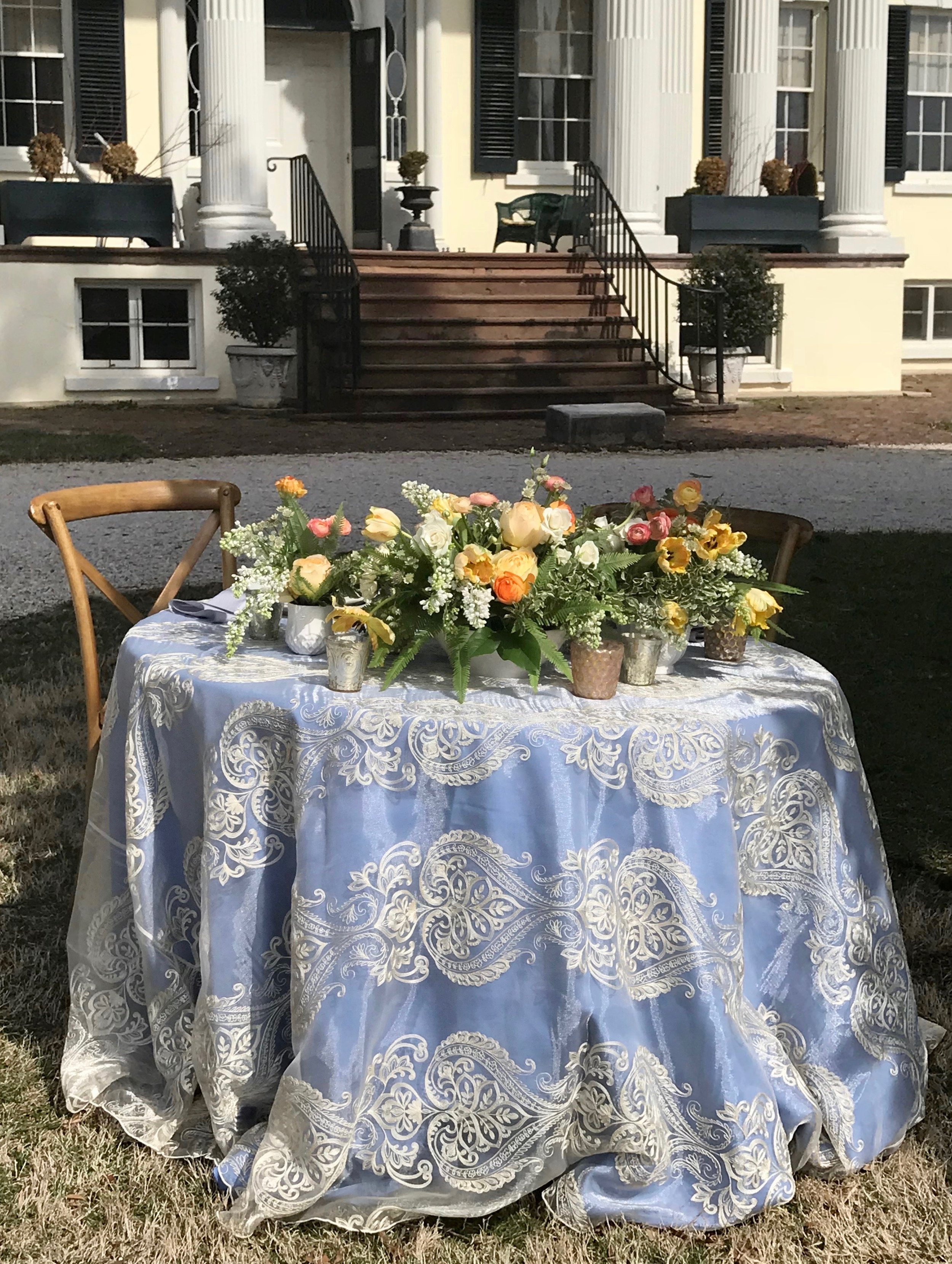Table -Designed Perfectly Events (Oatlands)