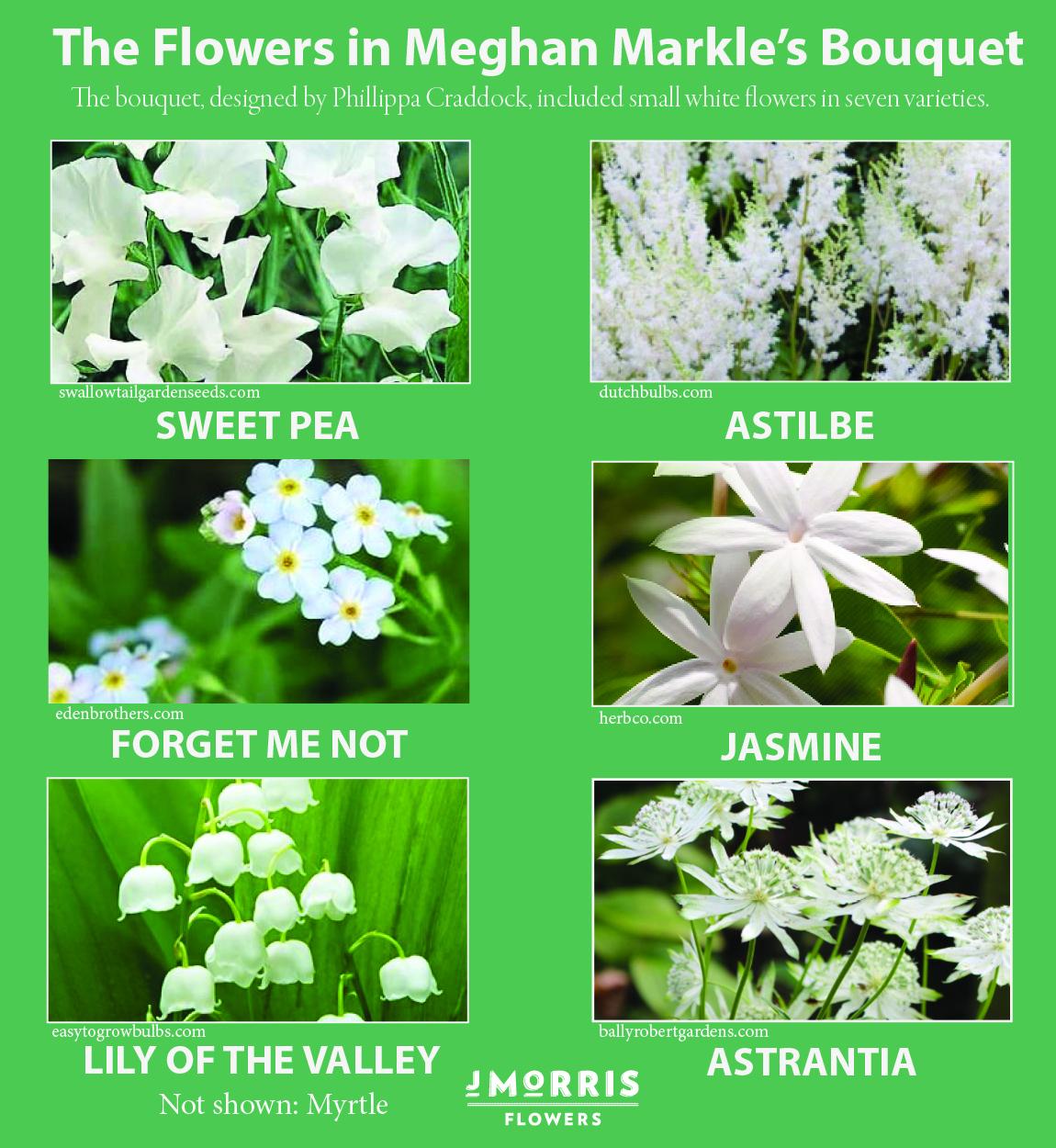 meghan markle s bridal bouquet the flowers j morris flowers meghan markle s bridal bouquet the