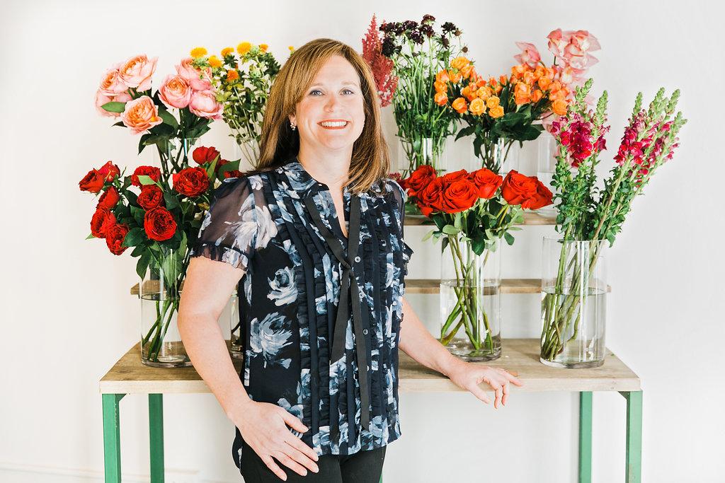 Jennifer Morris    Owner - Director of Blooms