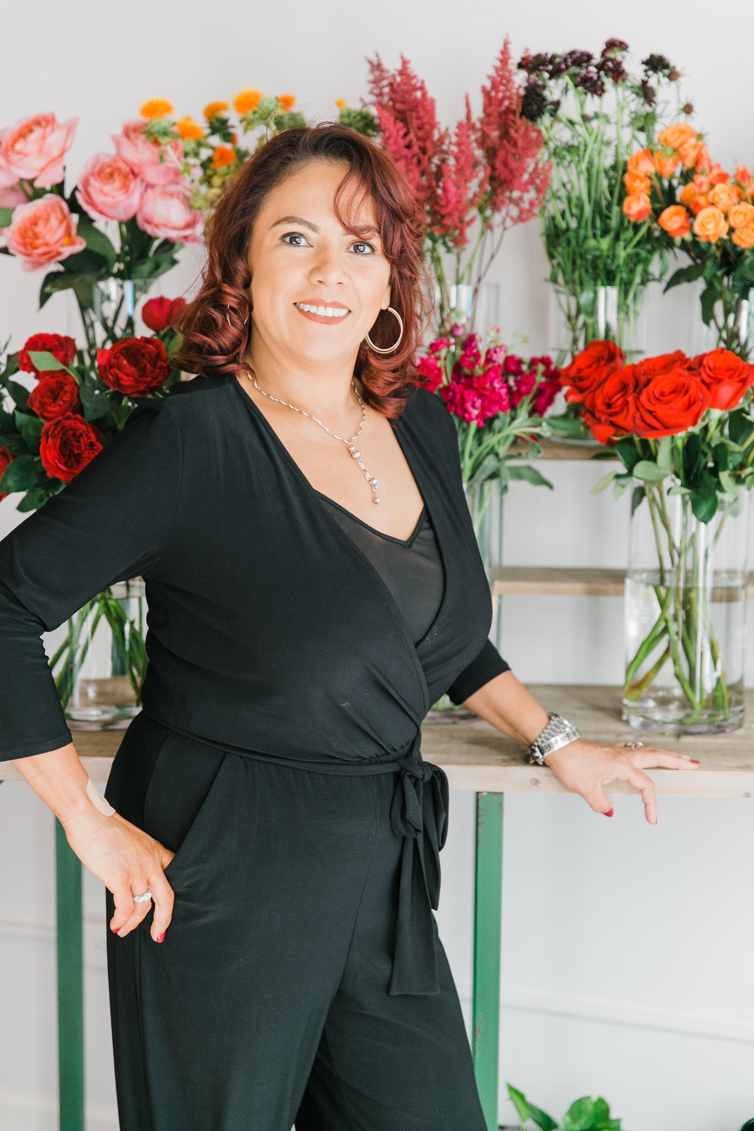 Myriam Wong   Floral & Event Designer