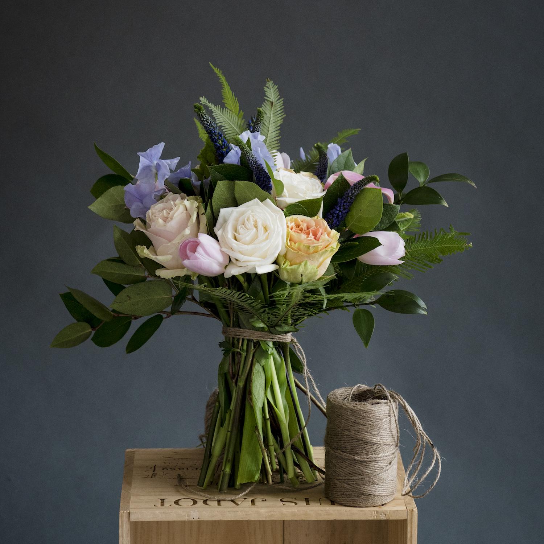 Designer's Choice - European Hand-tied Bouquet $85
