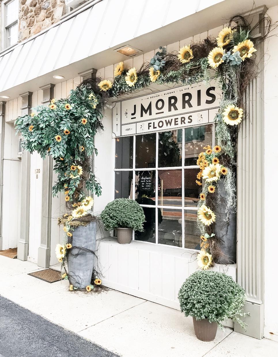 Jennifer Morris, Floral Designer, Owner & Founder, J. Morris Flowers