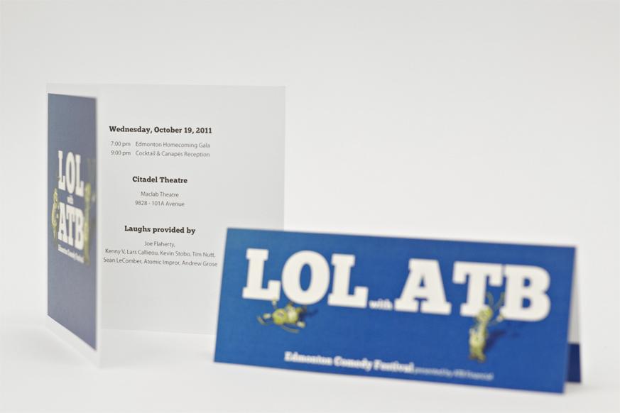 Comedy Fest invite 2