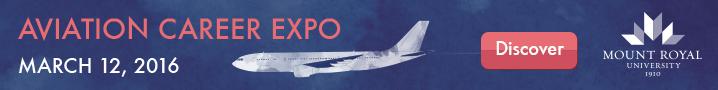 Airplane online banner