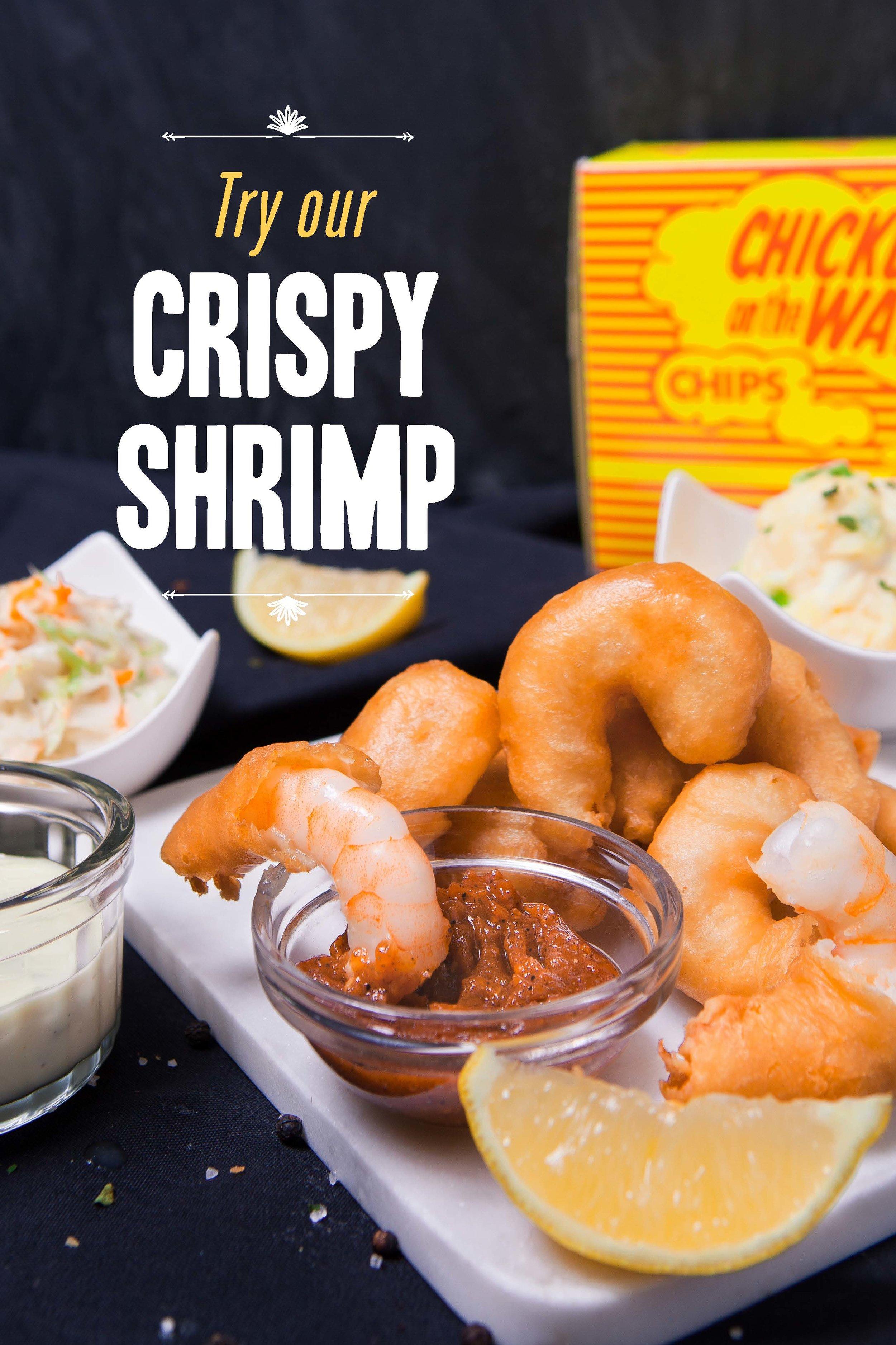 crispy shrimp