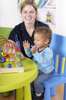 VA child care