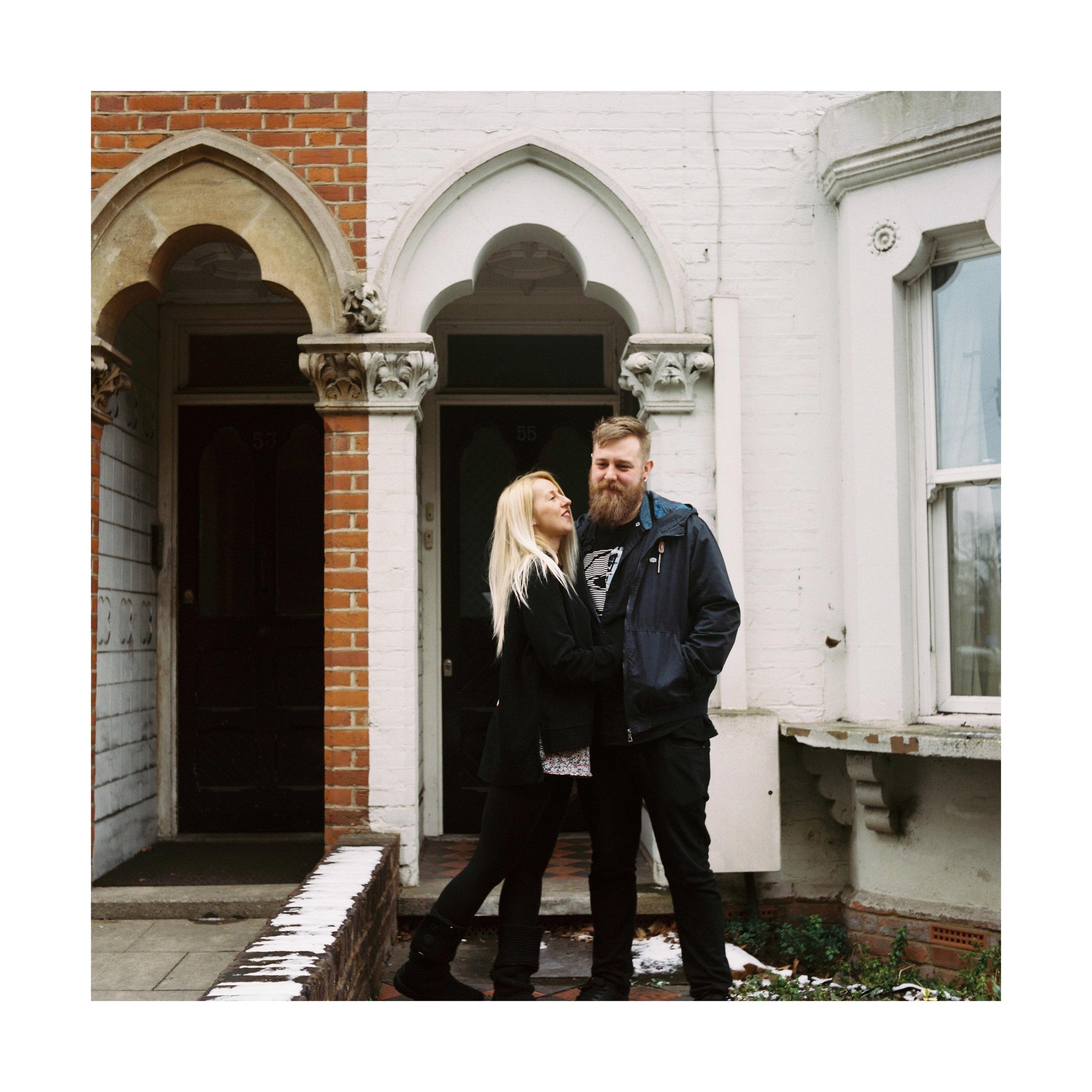 Megan and Pete