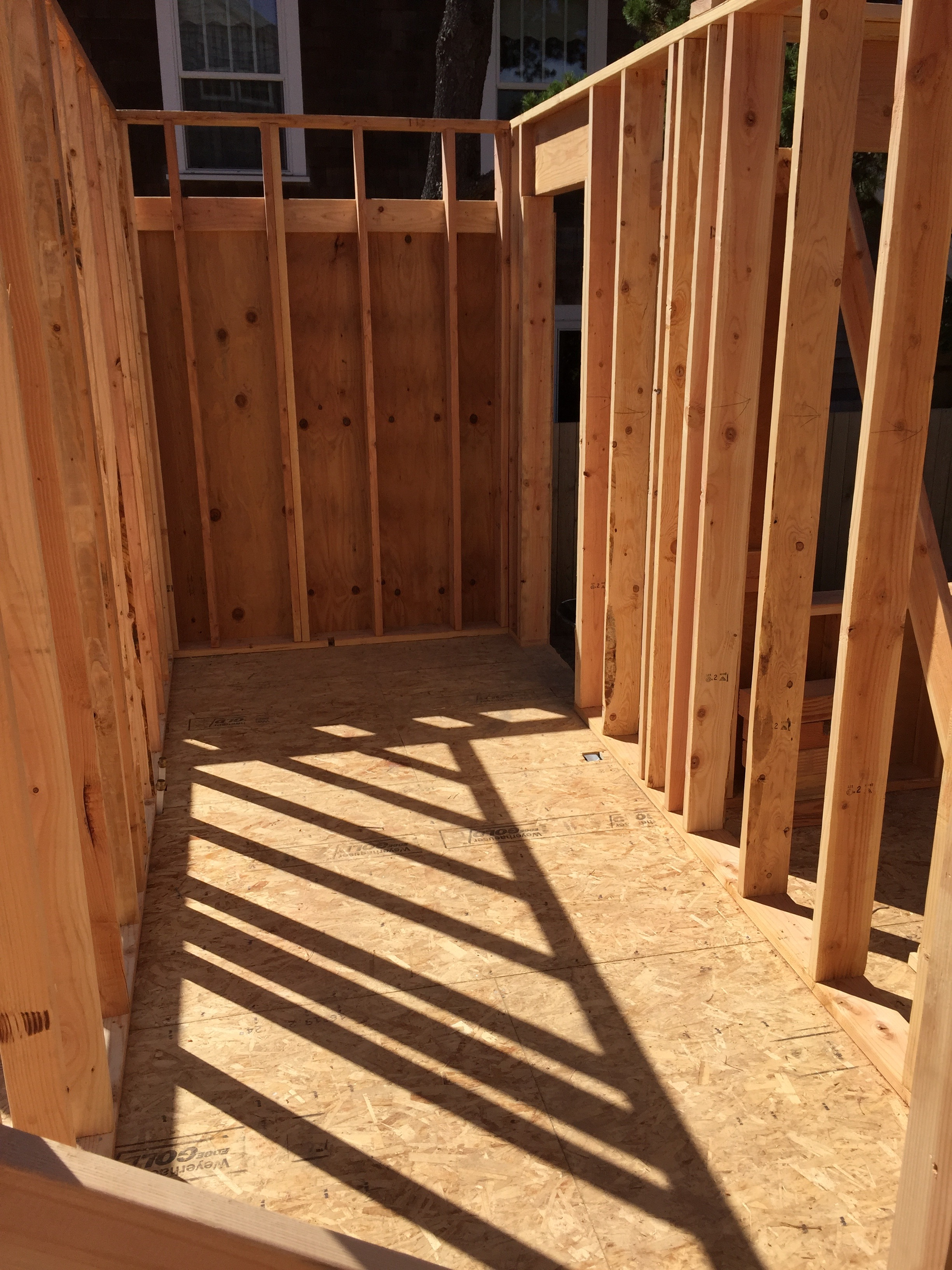 This is the utility / mudroom