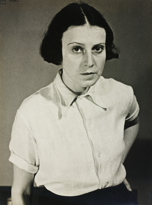 Self portrait , 1934.