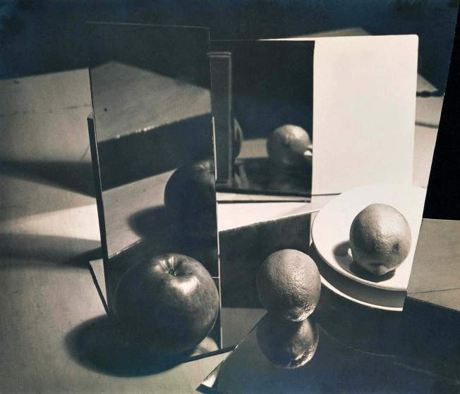 Composition With Still Life , 1929.