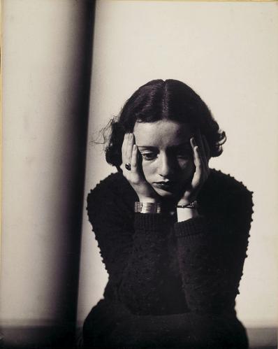 Portrait Composition,  circa 1935.