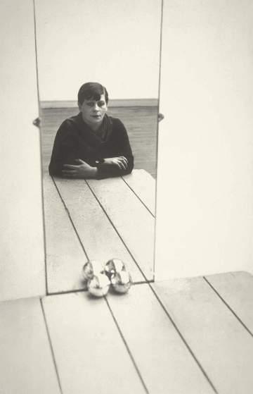 Autoportrait(Self-Portrait) , 1928.