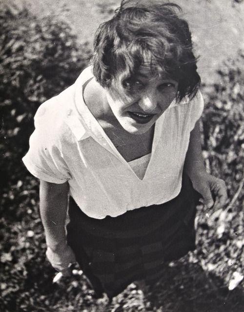 Varvara Stepanova , 1928.