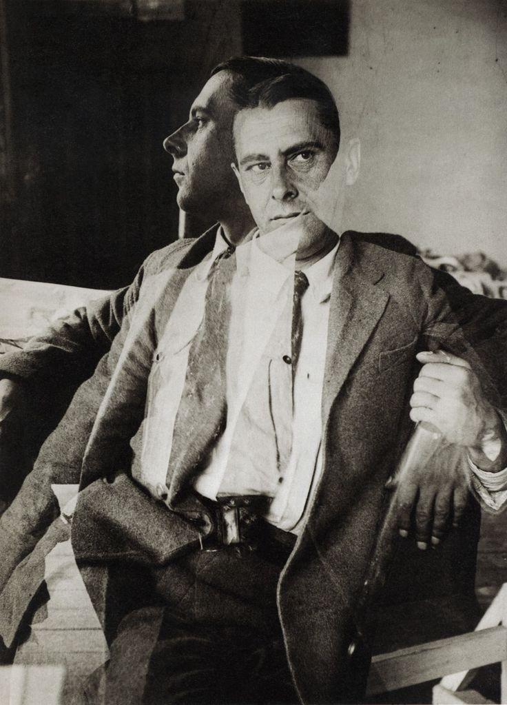 The artist Alexander Shevchenko , 1924.