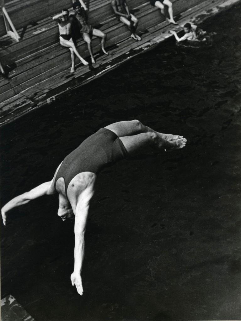 Diver , 1934.