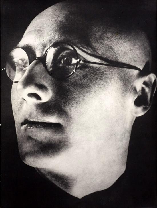 The poet Sergei Tretyakov , 1925.