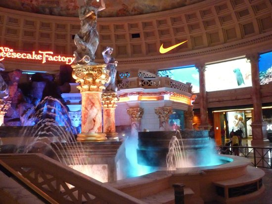 """Where Poseidon does his animatronic """"The Fall of Atlantis"""" show on the half hour...and vulnerable moments go to die."""