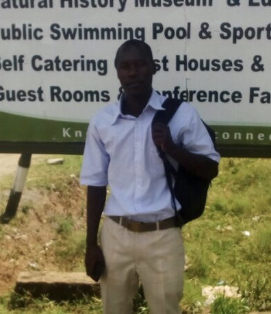 Daniel Kibet - Daniel attends Kenya Wildlife Training Institute and is in his Senior year.