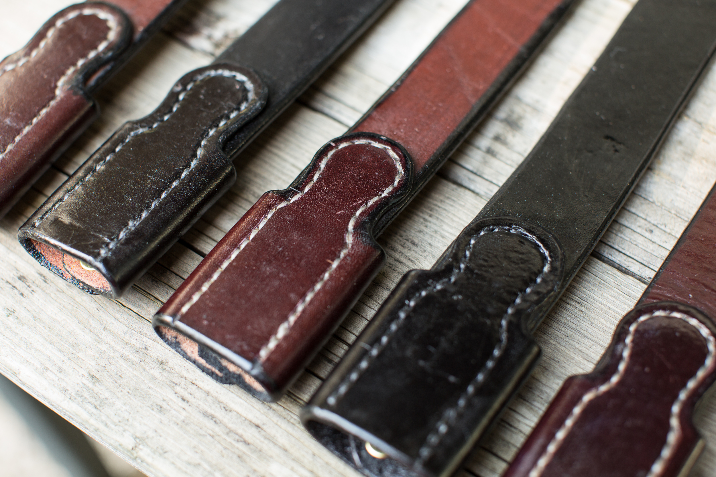 Fatboy Belts, buck the buckle