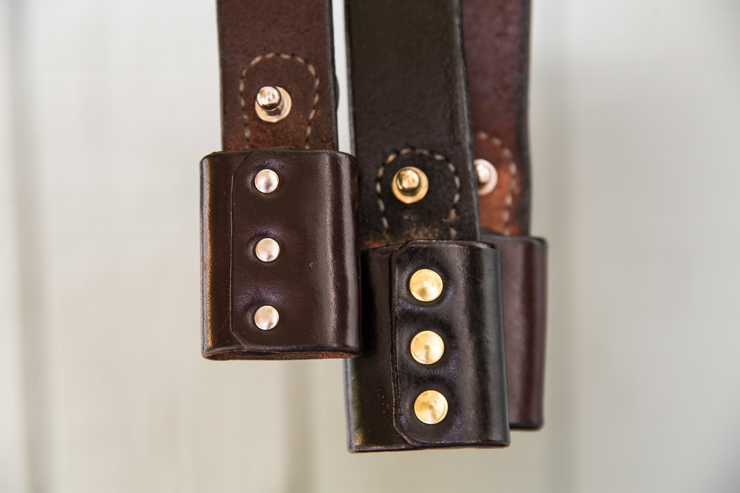 Buck the buckle, Fatboy Belt