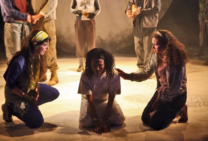 Antigone at the Oval Theatre, London