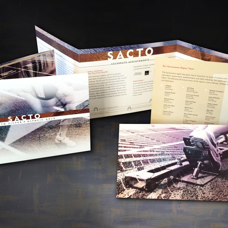 SACTO Invitation Design