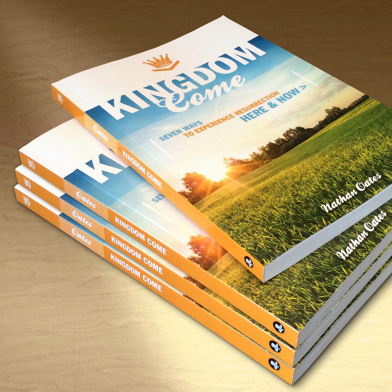 Kingdom Come Book Design