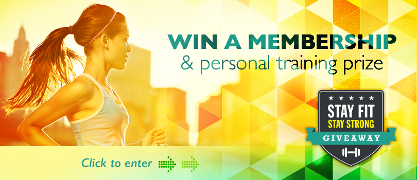 Social Media Imbound Marketing Campaign Graphics for a Fitness Club