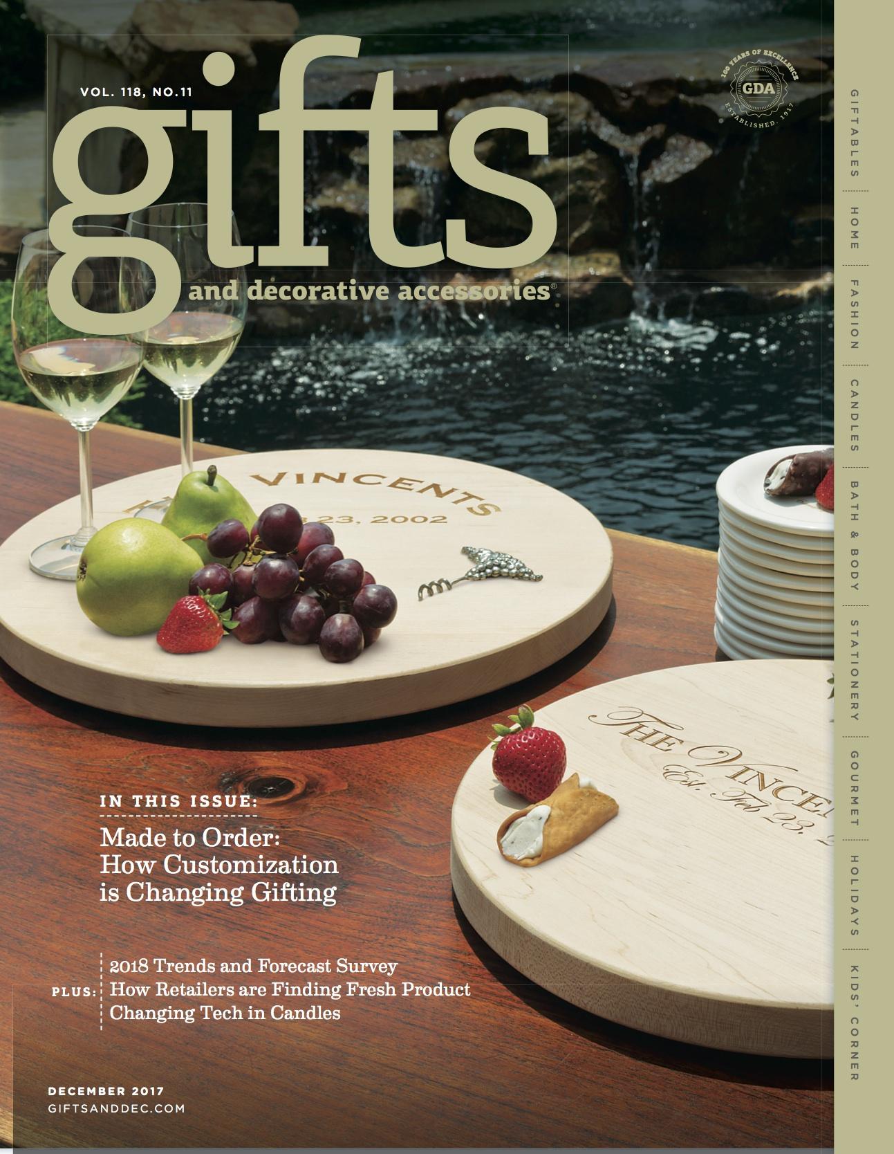 Gifts Magazine