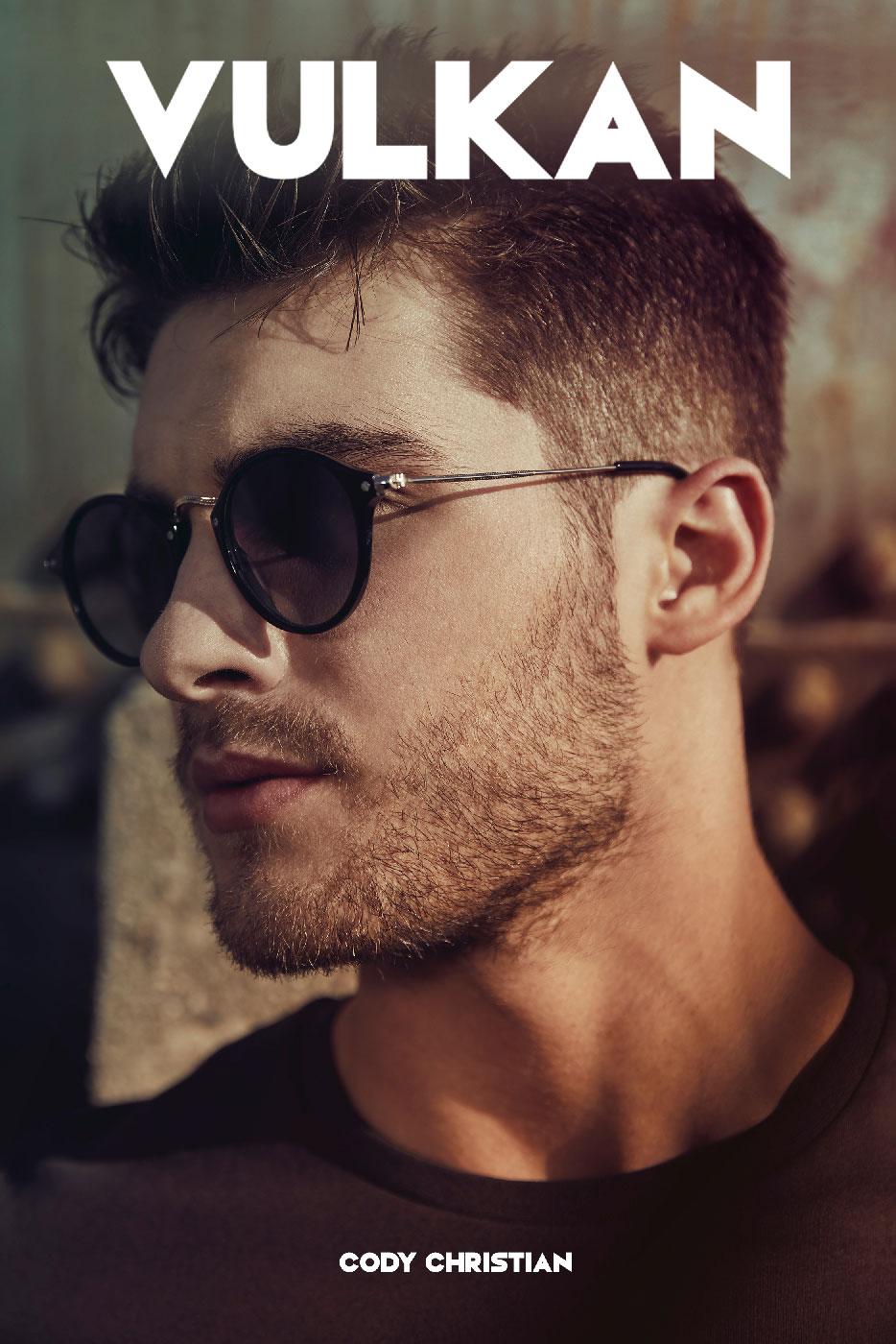 Cody Christian for Vulkan Magazine